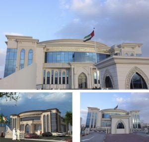 AL Awqaf Building (Ground+First Floor+Roof)